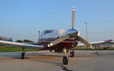 Piper Saratoga for Rent