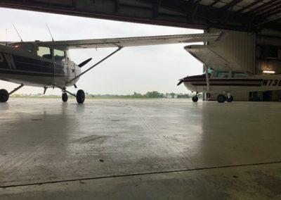 Lansing Hangar