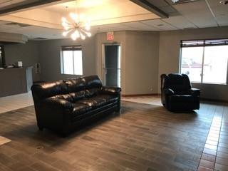Lansing Lobby Interior