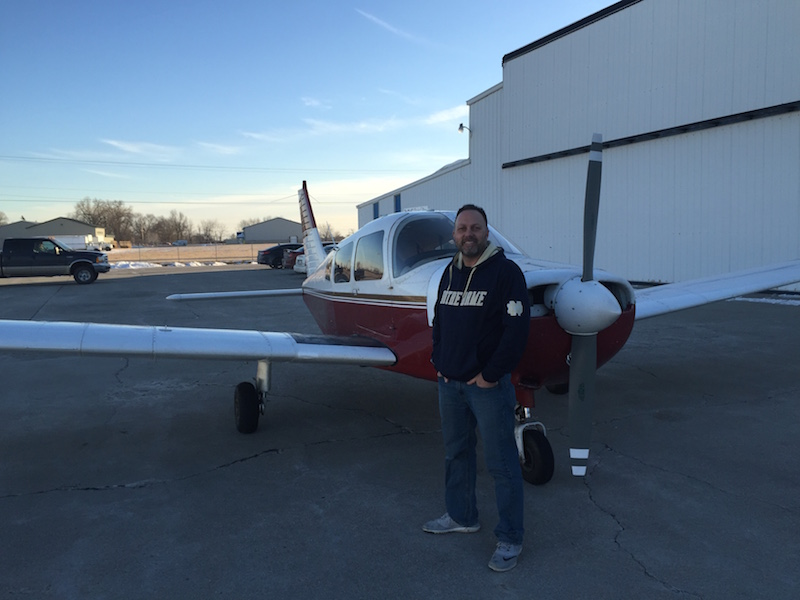 Joe Ahner – Private Pilot