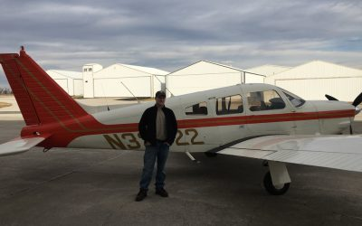 Michael Childress – Commercial Pilot