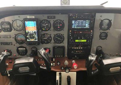 N737PW-Panel