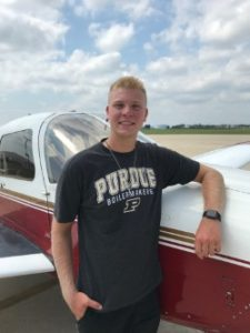 Mitchell Bolda Passes Checkride